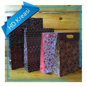 Harga Paper bag Batik Murah