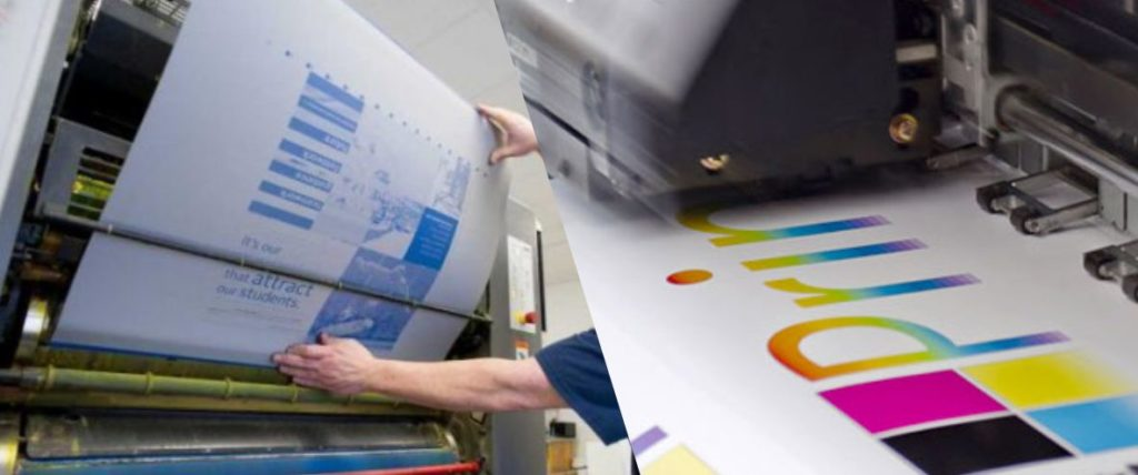 Cetak offset vs Digital Printing